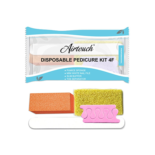 Airtouch Disposable Pedicure Kit 4F
