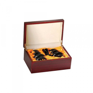 Massage Hot Stone, Set 20pcs, 24011