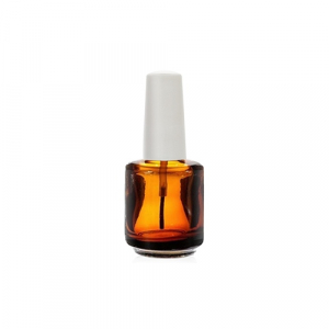 Cre8tion Empty Bottle, Blank Amber, 0.5oz, 26045