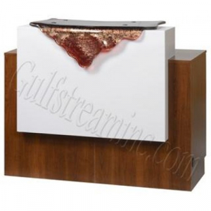 Paris Reception Desk (46 Inch)