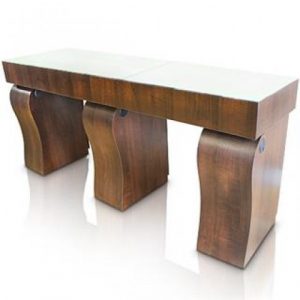 La Rose Double Nail Table
