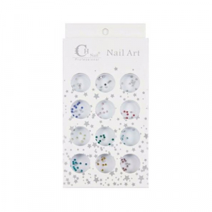 CH Nail Rhinestones Collection, 01, 98651