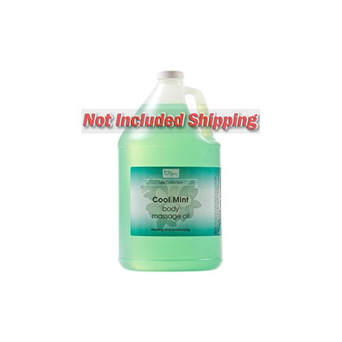 Be Beauty Spa Collection Massage Oil Cool Mint