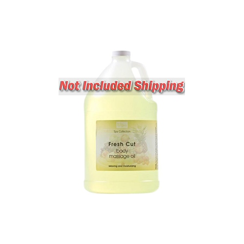 Be Beauty Spa Collection Massage Oil Fresh Cut