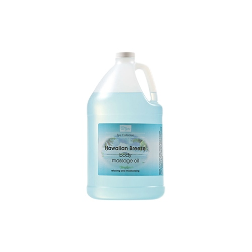 Be Beauty Spa Collection Massage Oil Hawaian Breeze