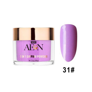 Aeon Dipping Powder, 031, Violetta, 2oz OK0326LK