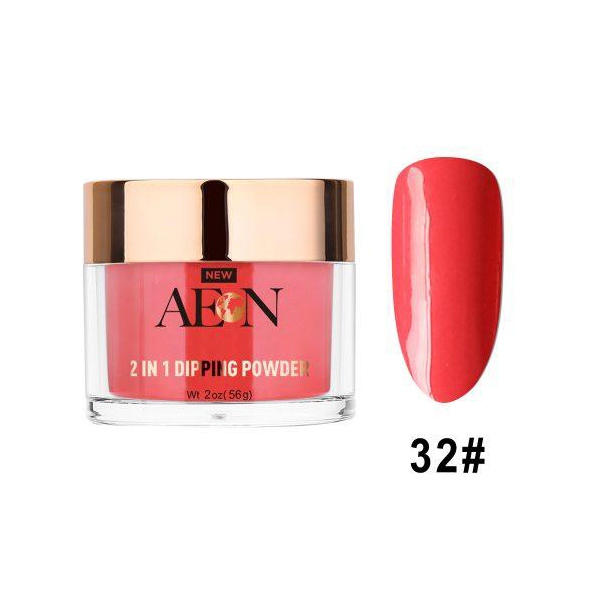 AEON Dipping Powder 032 Red My Mind