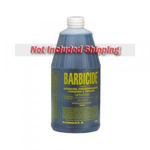 Barbicide Disinfectant, Case, 64oz, 6pcs/case
