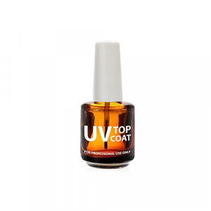 Cre8tion Empty Bottle, UV Top Coat, 0.5oz, 26042
