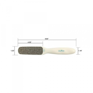 Cre8tion Nickle Foot Files, Long, 2 sided, 28021 KK1015