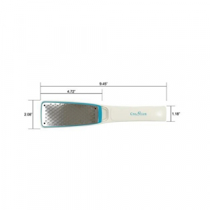 Cre8tion Nickle Foot Files With Replaceable Blade, 28068