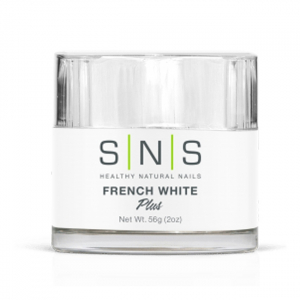 SNS Dipping Powder, 02, French White, 2oz, 70pcs/case OK0118V
