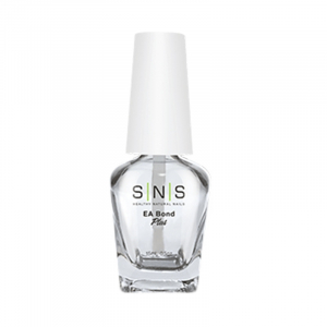 SNS Glass Bottle, E.A. Bond (White Cap), 0.5oz, 84pcs/case OK0118VD