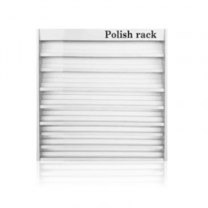 Madison Polish Wall Rack 42