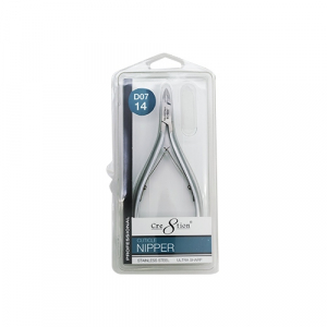 Cre8tion Stainless Steel Cuticle Nipper 07, Size 14, 16189