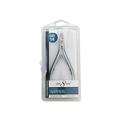 Cre8tion Stainless Steel Cuticle Nipper 07