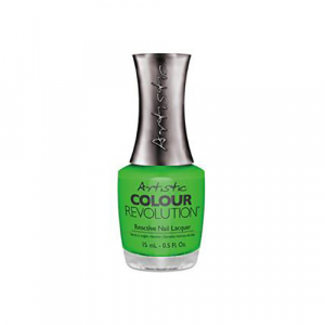 Artistic Colour Revolution, 2303066, Toxic, Neon Green Crème, 0.5oz