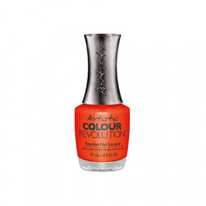 Artistic Colour Revolution, 2303114, Sultry, Orange Crème, 0.5oz