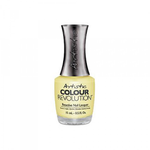 Artistic Colour Revolution, 2303116, Wild, Soft Yellow Crème, 0.5oz