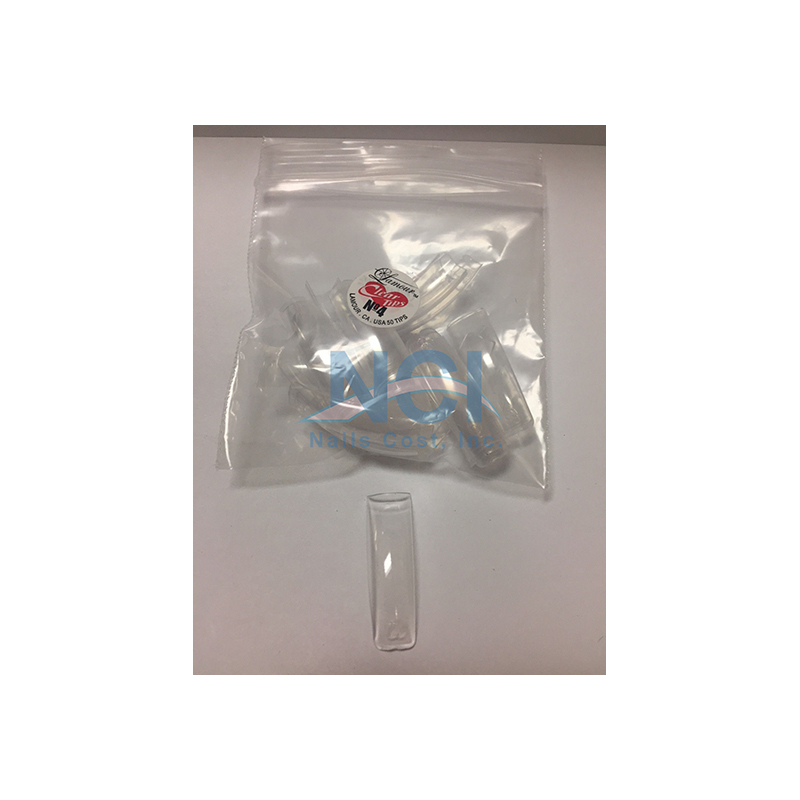 Lamour Clear Tips (SMALL BAG) #04