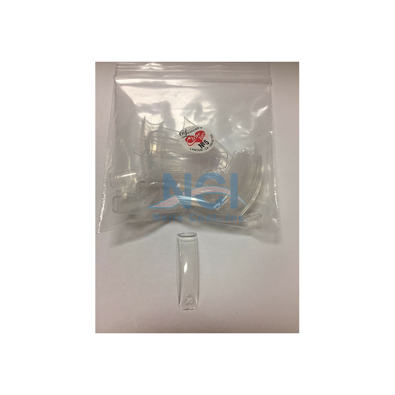 Lamour Clear Tips (SMALL BAG) #05