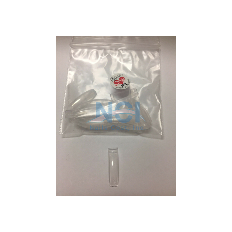 Lamour Clear Tips (SMALL BAG) #09