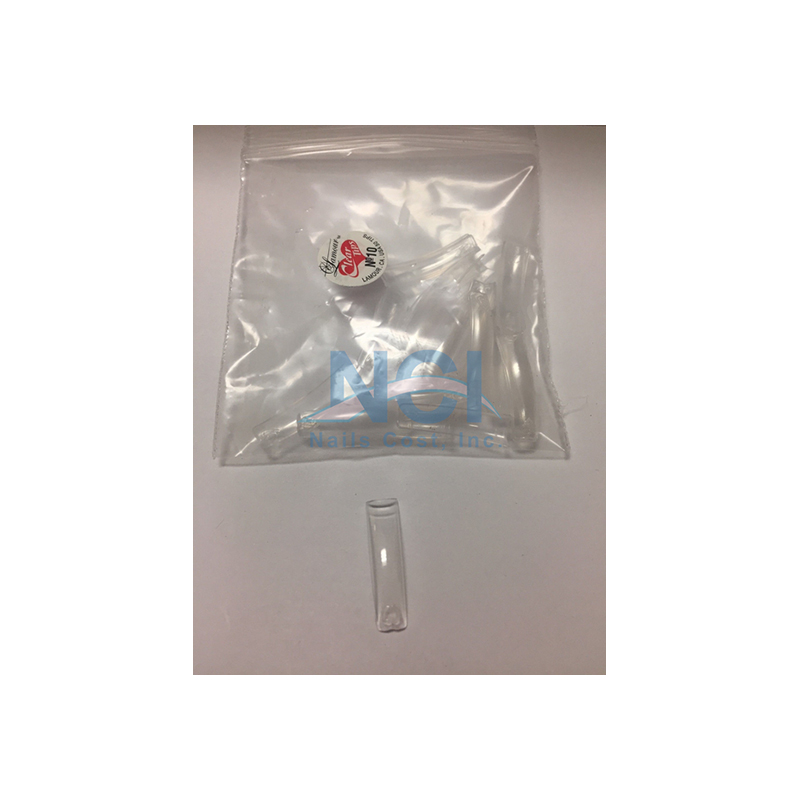 Lamour Clear Tips (SMALL BAG) #10