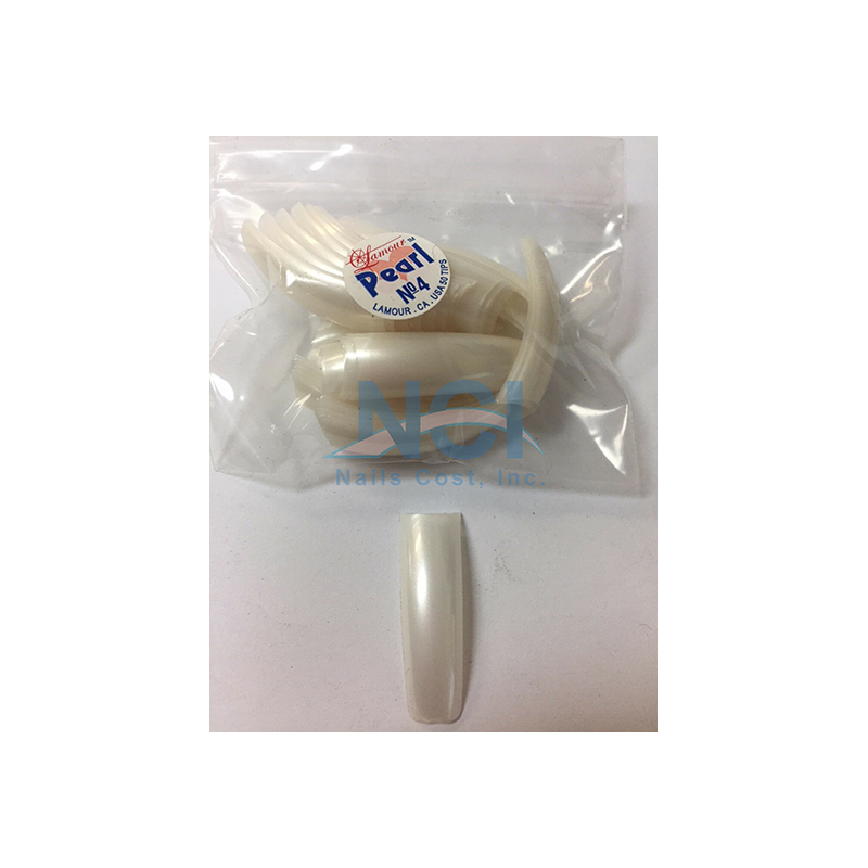 Lamour Pearl Tips (SMALL BAG) #04