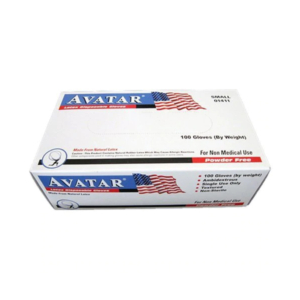 Avatar Latex Gloves Small (box)