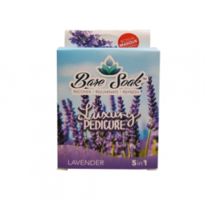 Bare Soak NU Revolution Be Calm Lavender 6 steps (1 box)