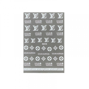 LV Sticker D019