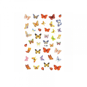 Butterfly Sticker Y89