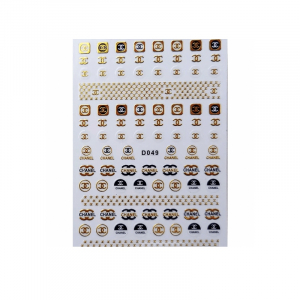 Chanel Sticker D049