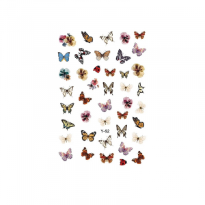 Butterfly Sticker Y92
