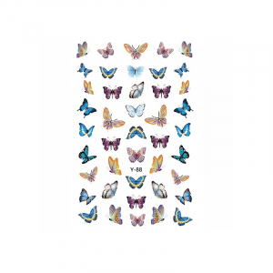 Butterfly Sticker Y88