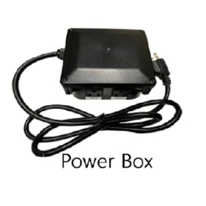 Tub Power Box