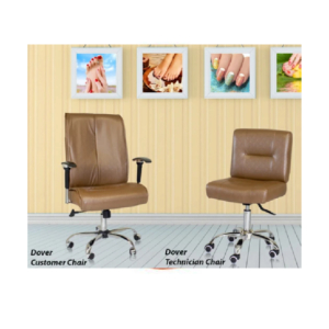 Combo Dover Customer & Technician Chair