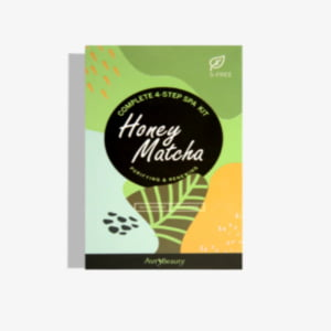 Avry 4 Steps Pedicure Honey Matcha 50pcs