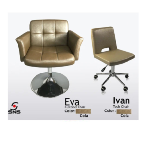 Combo Eva Customer & Ivan Technician Chair