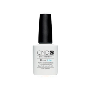 CND Shellac Gel Polish, Brisa Lite Removable Base Coat