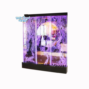 2017 Model LED Water Dance Wall Display