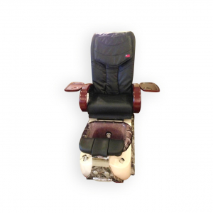 Pedicure Chair (Black)