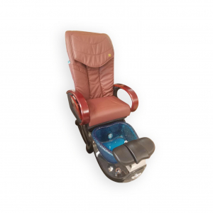 Pedicure Chair (Red)