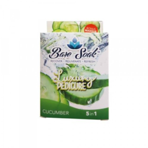 Bare Soak NU Revolution Be Fresh Cucumber 6 Steps (1 case/100 box)