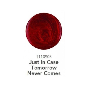1110903 Just In Case Tomorrow Never Comes