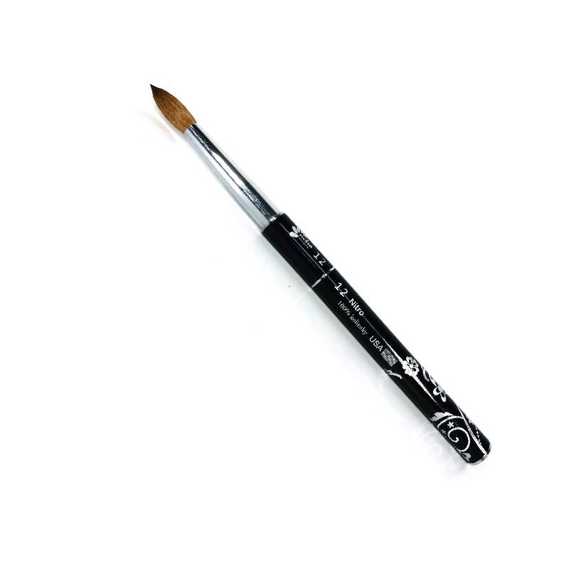 Nitro acrylic brush Size 12