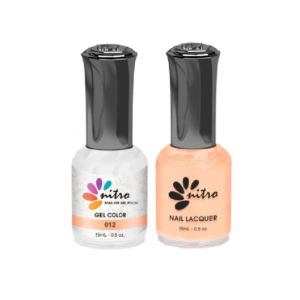 Duo Gel/Polish #012
