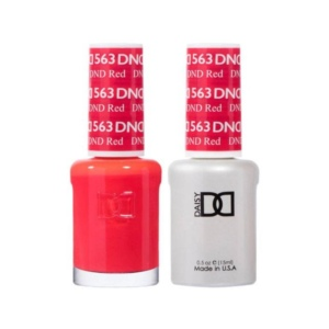 563 DND Red 2/Pack #D563