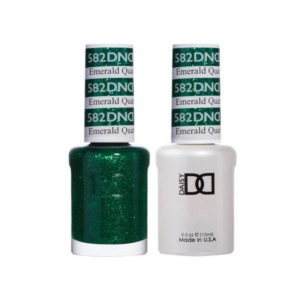 582 Emerald Quartz 2/Pack #D582