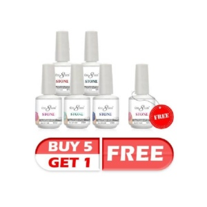 Cre8tion Stone Gel Polish Buy 5 get 1 Free